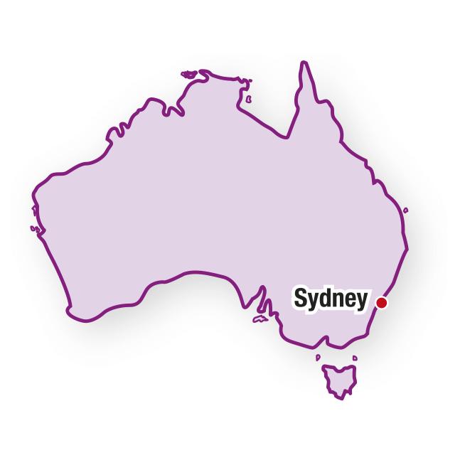 Australie : les régions