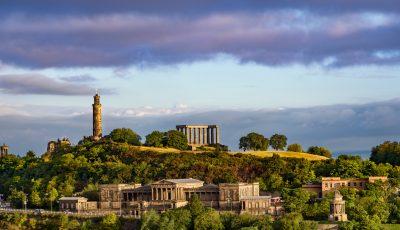 Edinburgh Calton Hill ecosse edimbourg