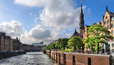 Hamburg hambourg allemagne