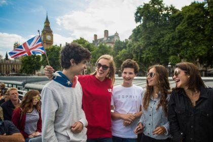 Séjour Collège – Découvrir Londres