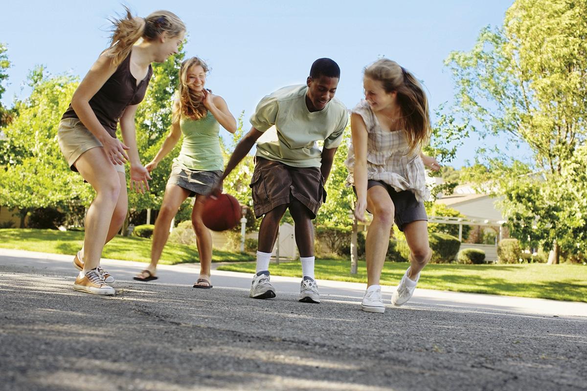 basket activités loisir