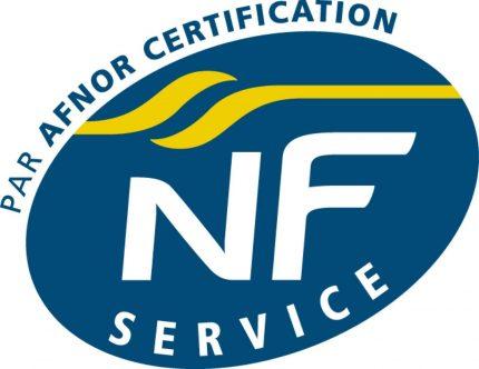 LEC est certifié par Afnor