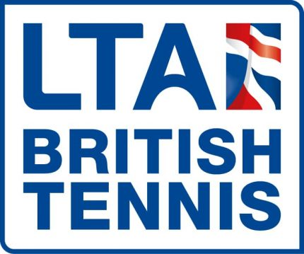LTA logo séjour linguistique tennis