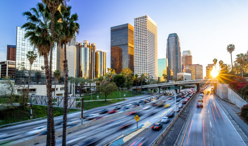 Los Angeles usa etats unis