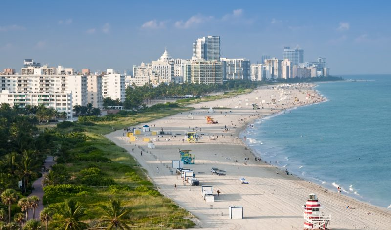 Miami Beach usa etats unis