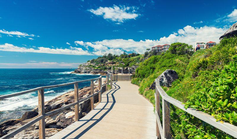 cours d'anglais en australie sydney bondi beach