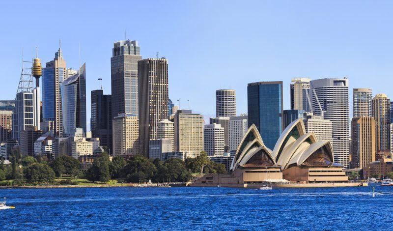 voyage linguistique australie sydney