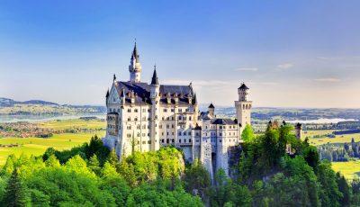 allemagne chateau de neuschwanstein région de munich