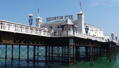 La jetée de Brighton
