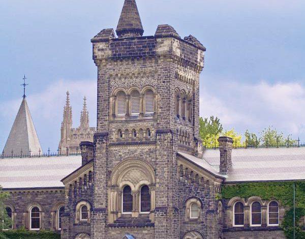 université cours anglais Toronto canada