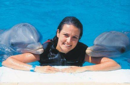 Nagez avec les dauphins à Malte