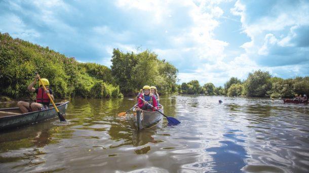 canoe activite loisir