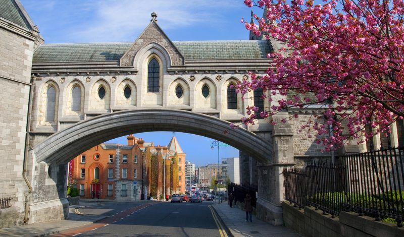 voyage anglais irlande