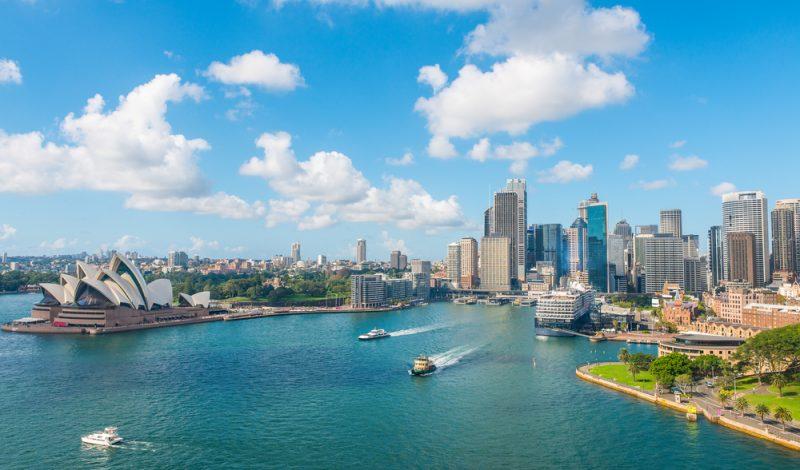 sydney séjour linguistique australie