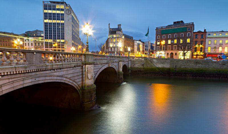 voyage linguistique en irlande